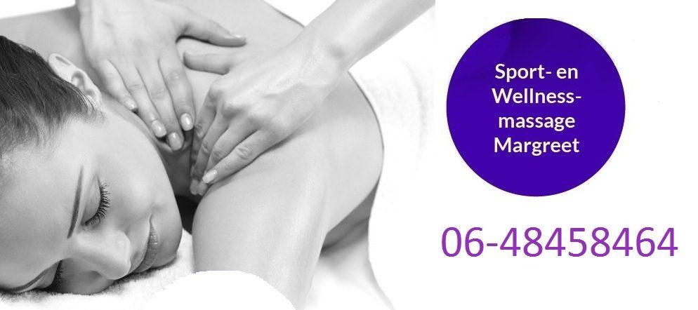 Sport- en Wellness massage Margreet